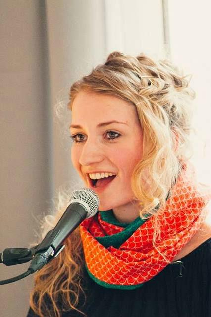 Beispiel: Anne Fraune, Foto: Anne Fraune.