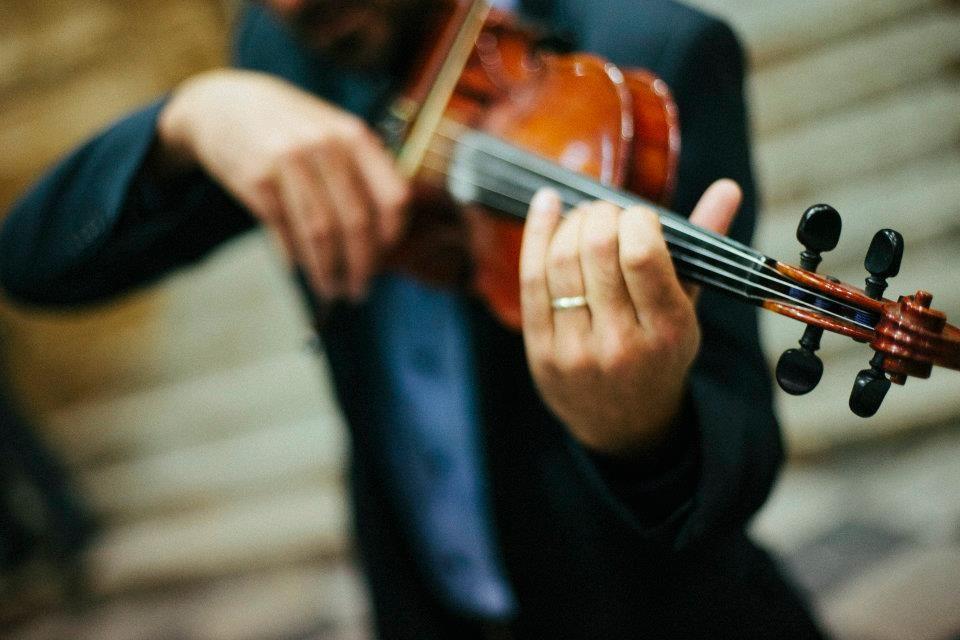 Musiche per Cerimonie solista violino