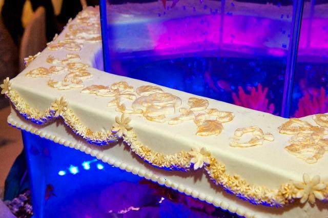 Torta Acquario