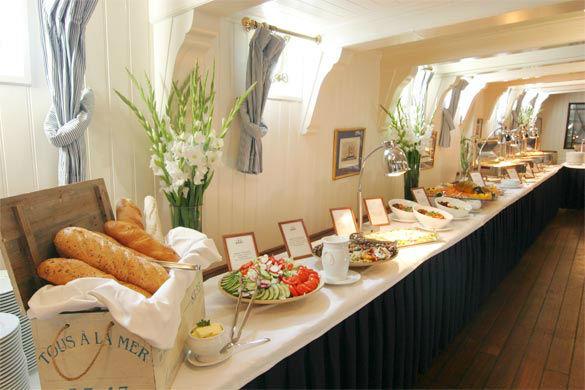 Rickmer Rickmers Gastronomie