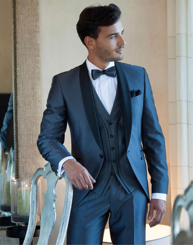 Suits at Sea | Trouwpakken