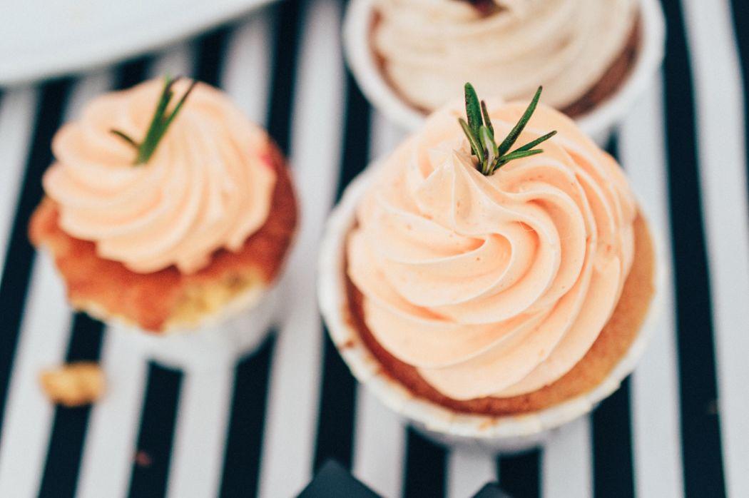 Beispiel: Cupcakes, Foto: Kreativ Wedding Fotografie