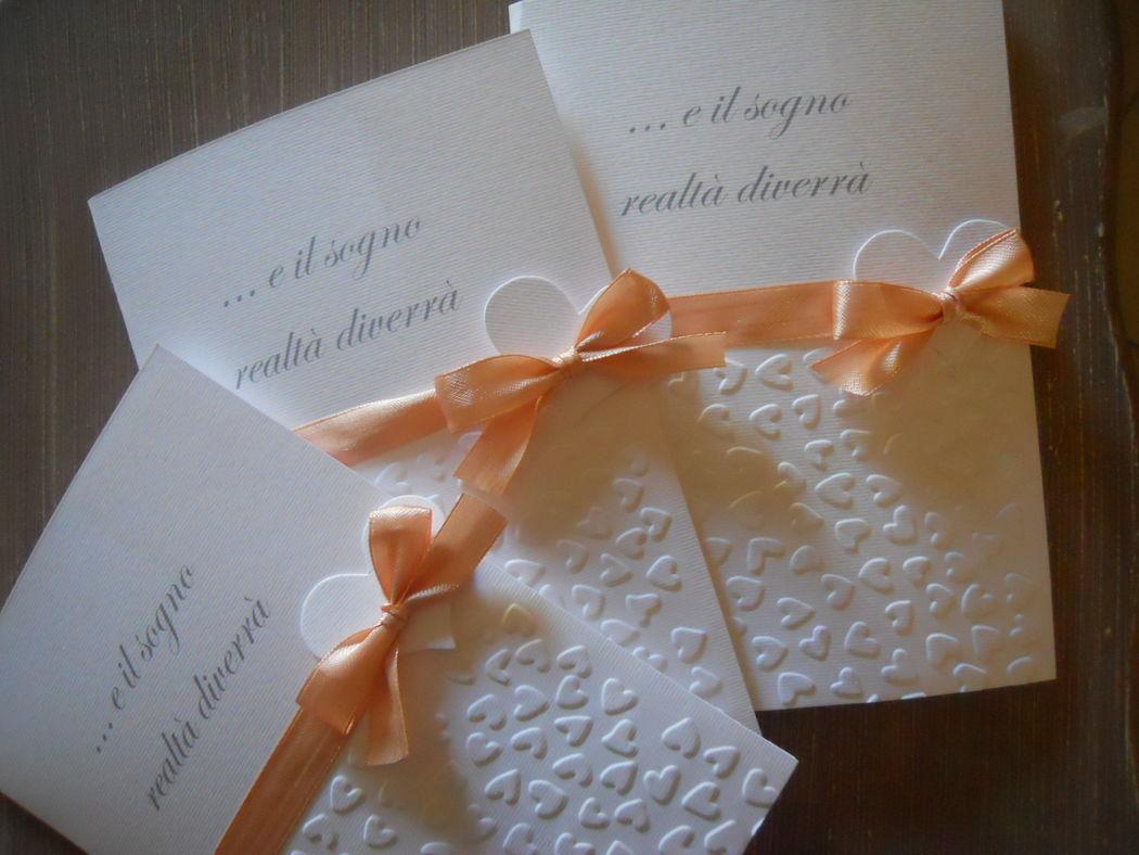 Partecipazione di nozze Mod. Sweet Love
