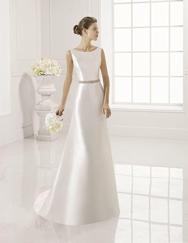 Vestido de noiva Zohet - Adriana Alier
