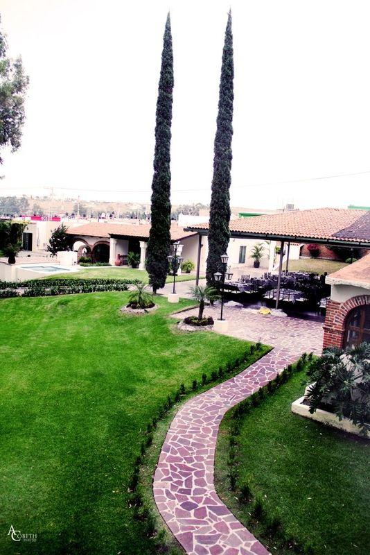 Los Agaves Eventos Terraza/Jardin