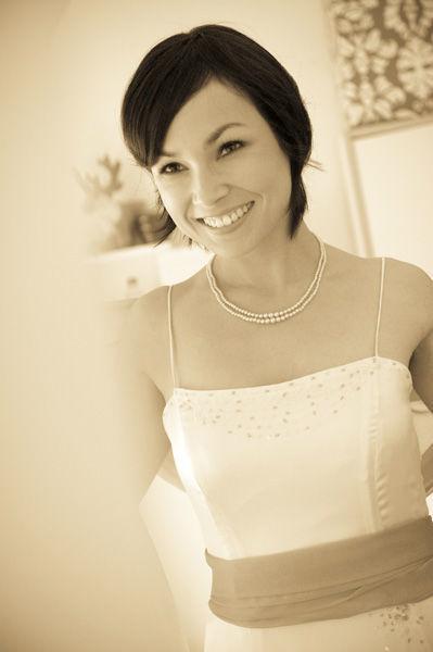 Beispiel: Brautstyling, Foto: Esther Behrendt.