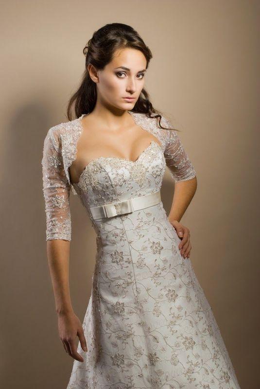 Robe de mariée couture GLAMOUR