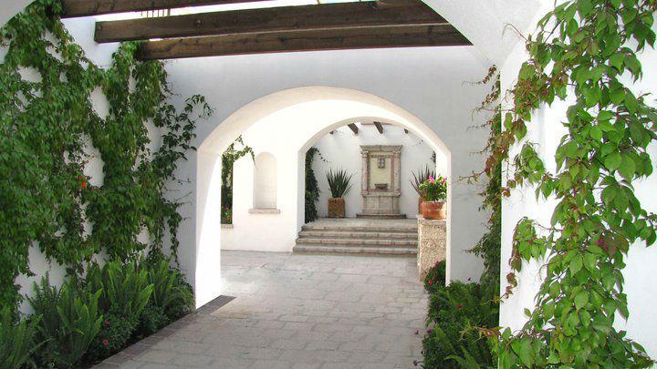Hotel Casa Primavera en Guanajuato