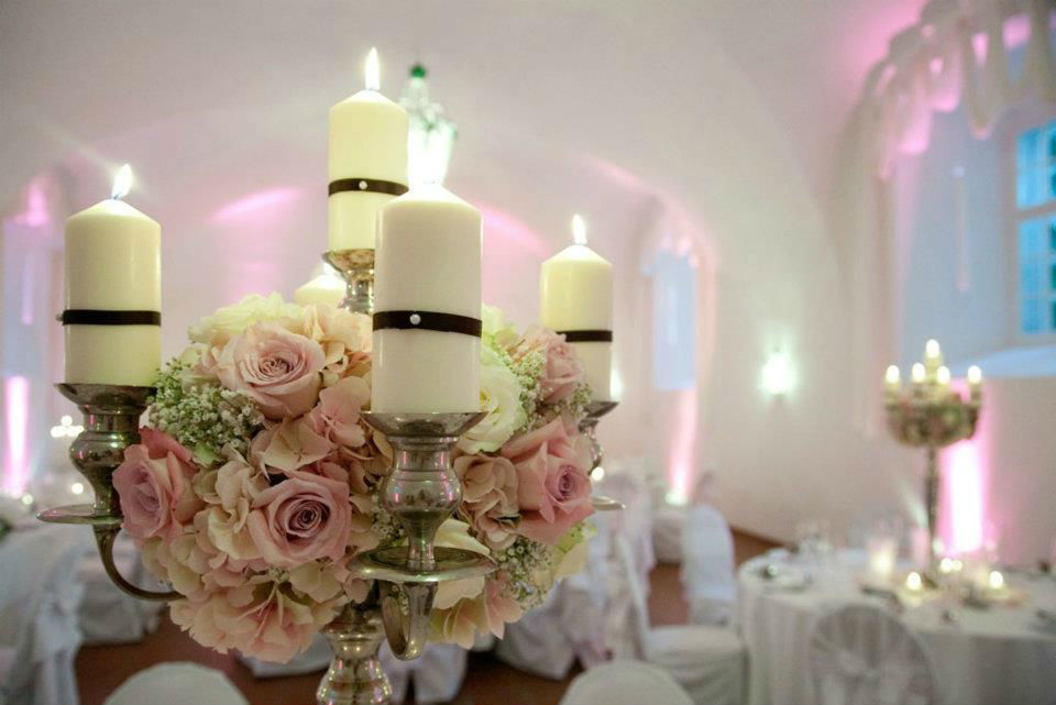 Beispiel: Kerzen, Foto: Martina Draper.