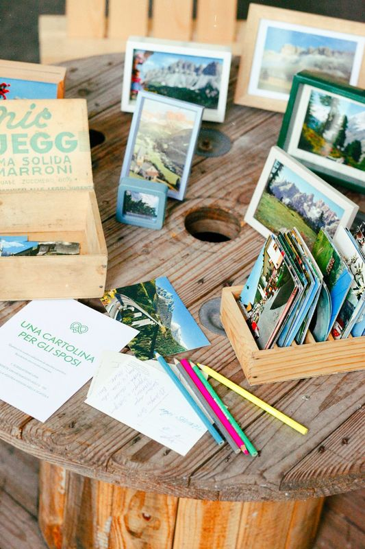 The Wedding Enterprise: guest book