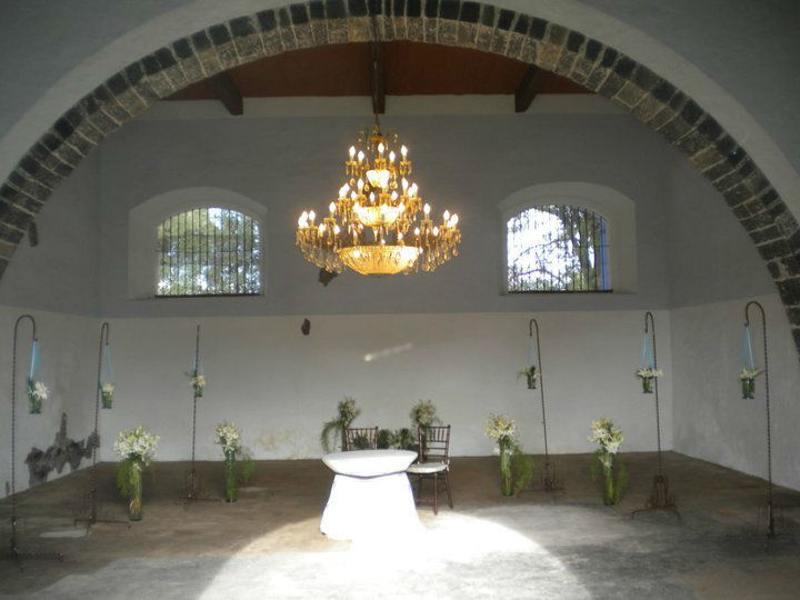 Hacienda San Diego La Blanca en Atlixco, Puebla