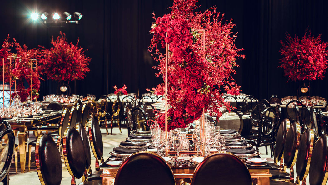 Sthefany Flores - Wedding & Event Designer