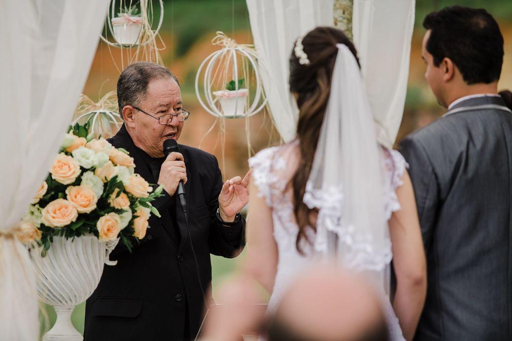 Luiz Lemos - Celebrante