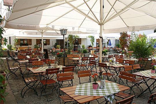 Beispiel: Terrasse, Foto: Gut Nederling.