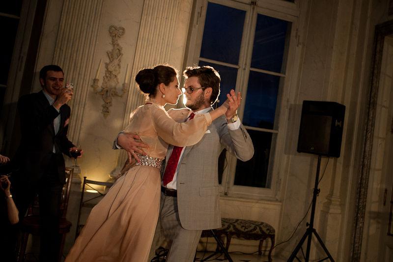 Mariage de Julia & Eugène, des Russes à Paris Crédit Ian Holmes
