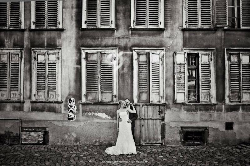 Beispiel: Ihre Hochzeitsfotos vom Profi, Foto: Sergej Falk.