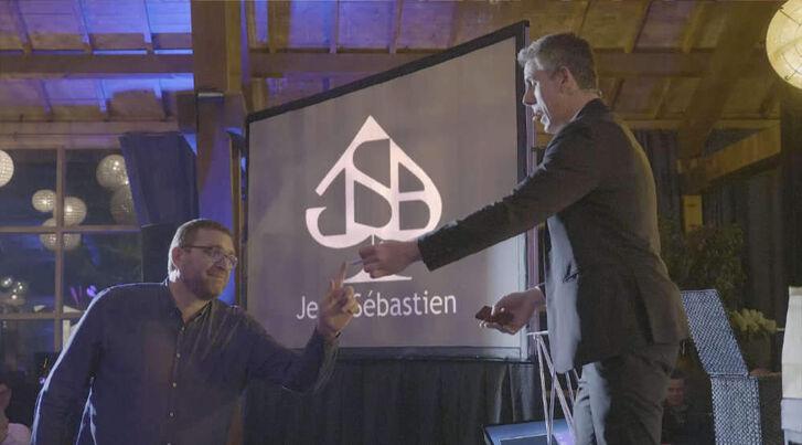 Jean-Sébastien - Magicien
