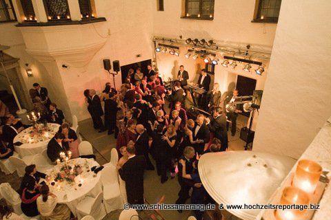 Beispiel: Tanzfläche, Foto: Schloss Amerang.