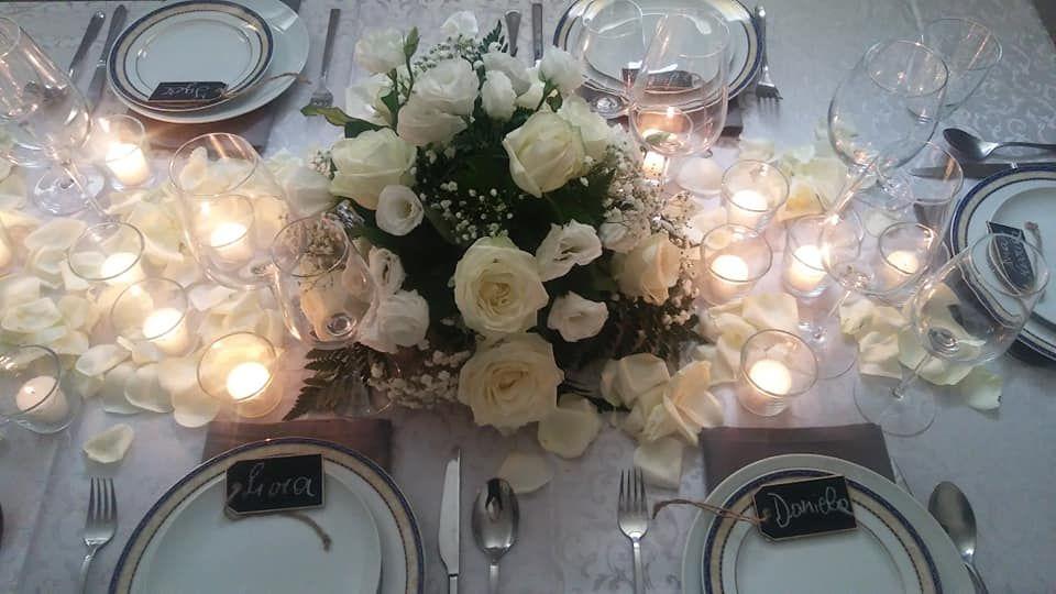 Romina Luvisutto Wedding Planner