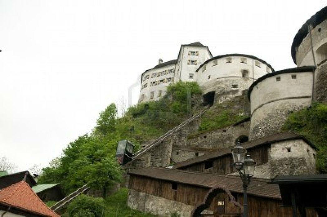 Foto: Festung Kufstein.