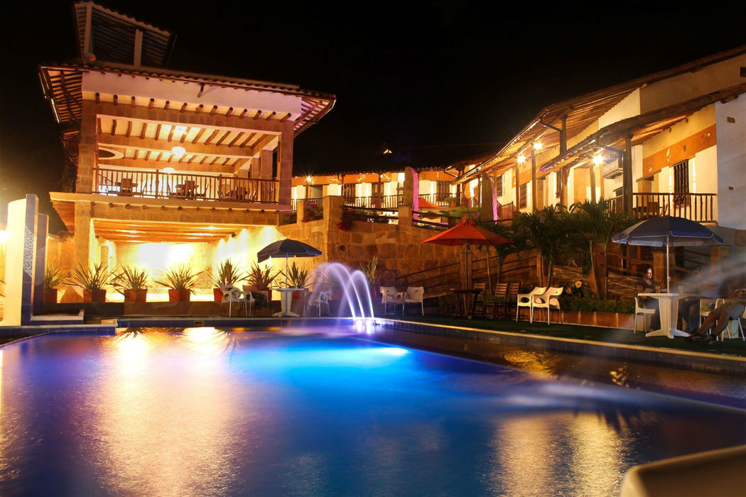 Hotel Hicasua - Noche de bodas