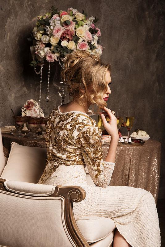 Свадебный стилист Елизавета Святец