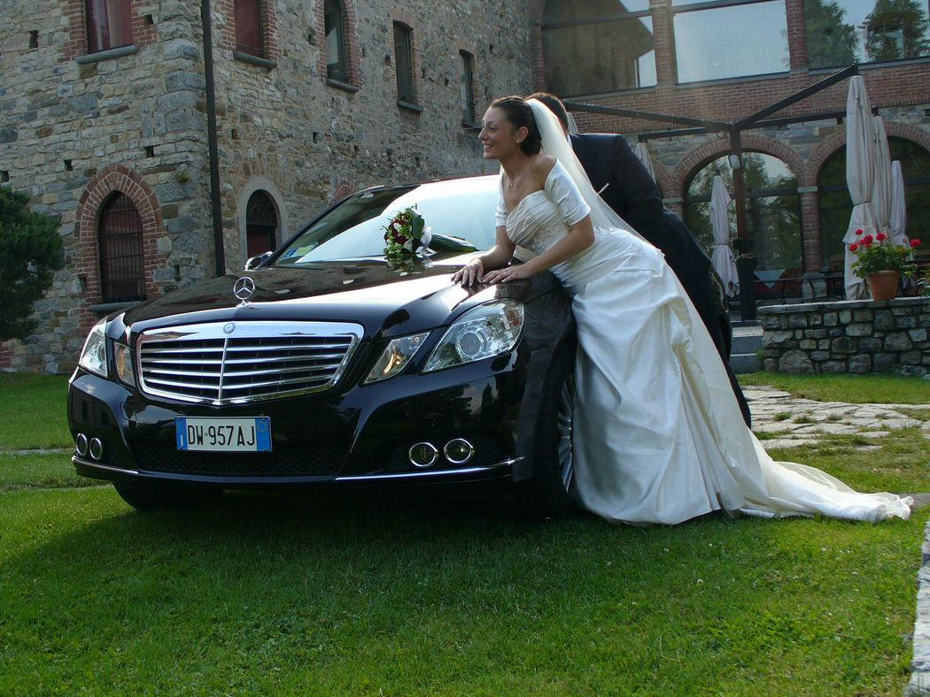 Mercedes classe E nuovo modello