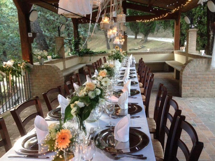 Villamena Weddings Umbria