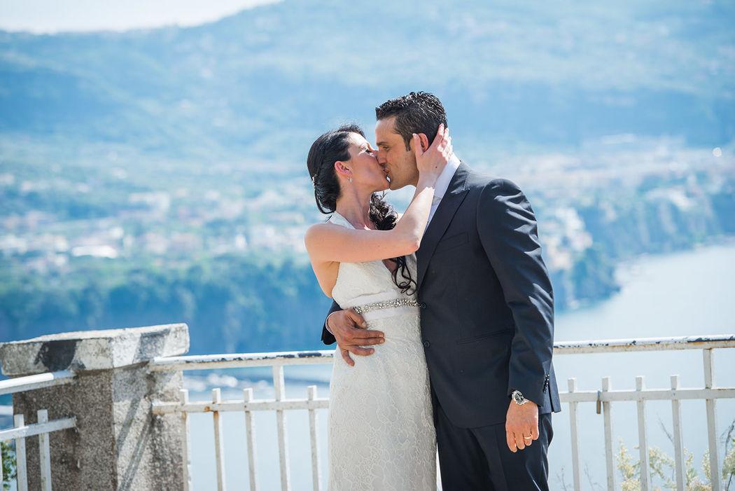 Sposi a Positano