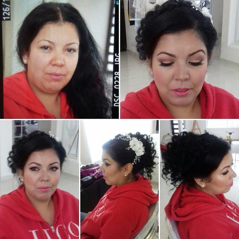 Maquillaje Nupcial Aerógrafo