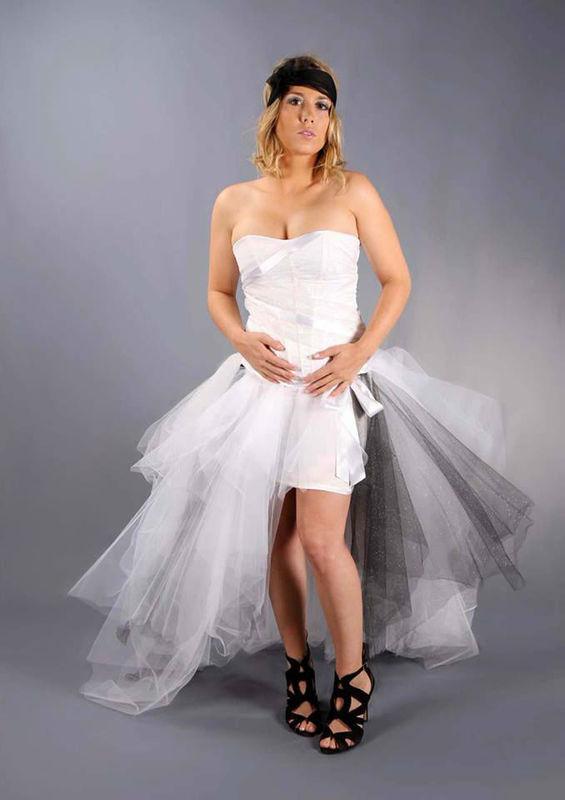 Mes Robes Secrètes - Robe de mariee : Modèle