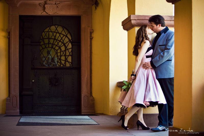 Beispiel: Paar-Shooting, Foto: Yvonne Zemke wedding photography.