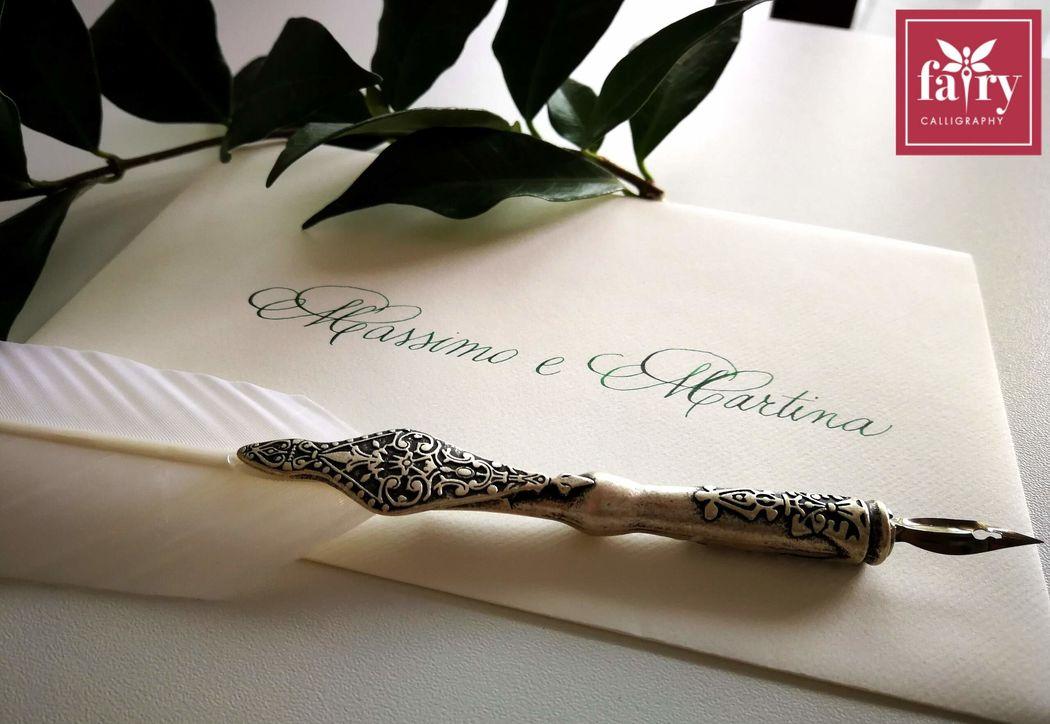 Fairy Calligraphy - Doc Creativity