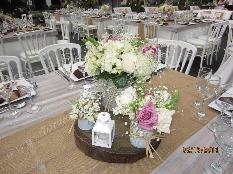 Eventos Floristería La Orquídea - Mency de Navia