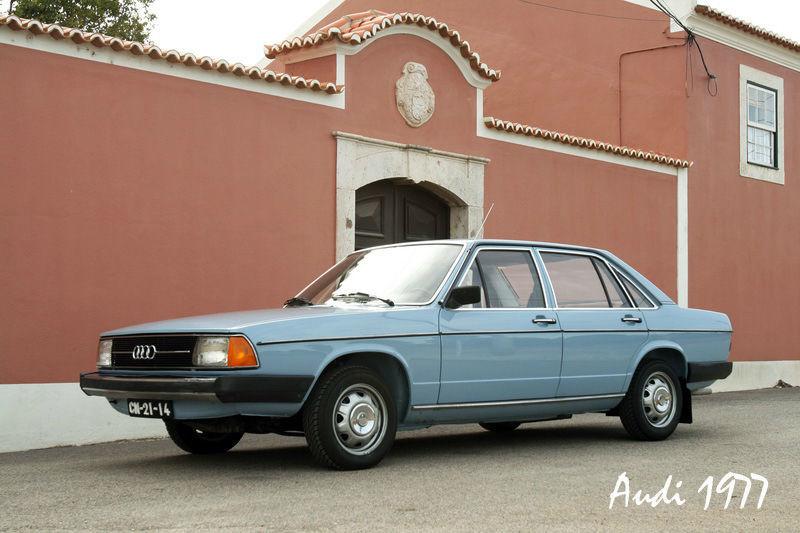 Audi de 1977