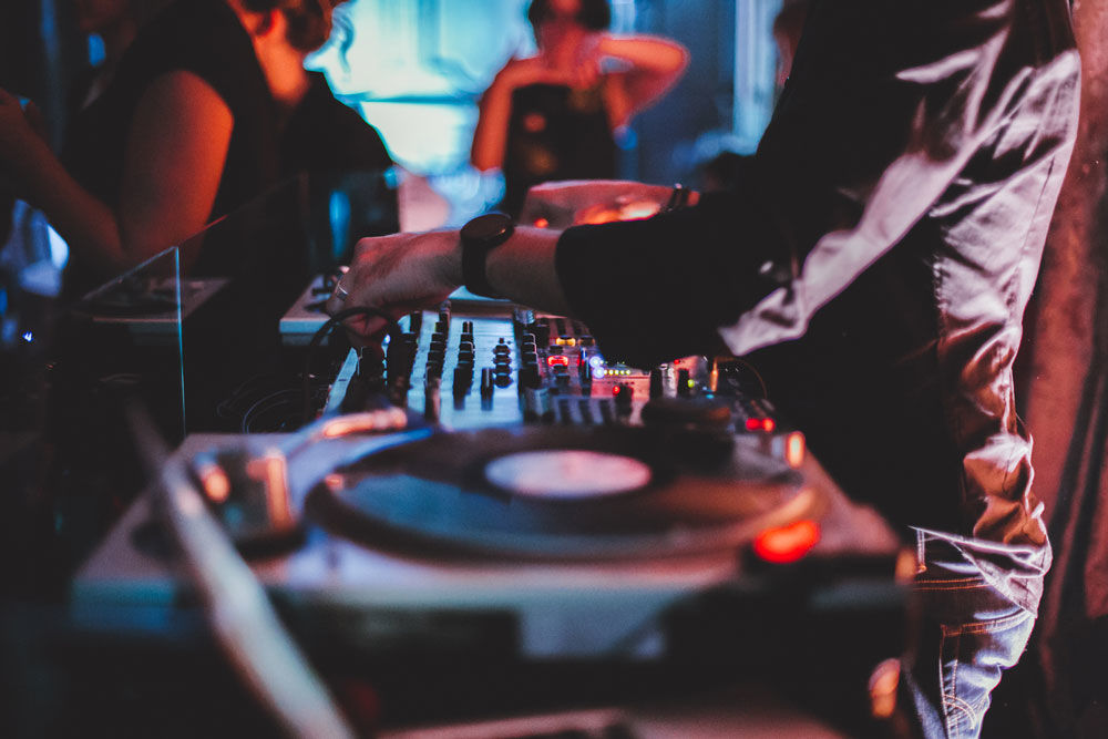 WK DJ & Events