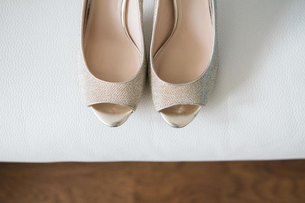 Chaussures de la mariée à Toulouse 31 Lucile Vives