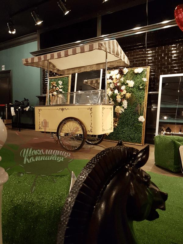 Шоколадная компания- Fun Catering