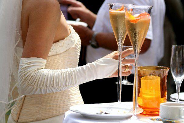 Beispiel: Impression Hochzeit, Foto: Schloss Romrod.