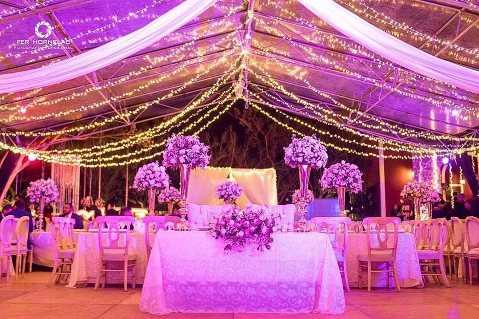 Casablanca Banquetes - Organizadores de Eventos