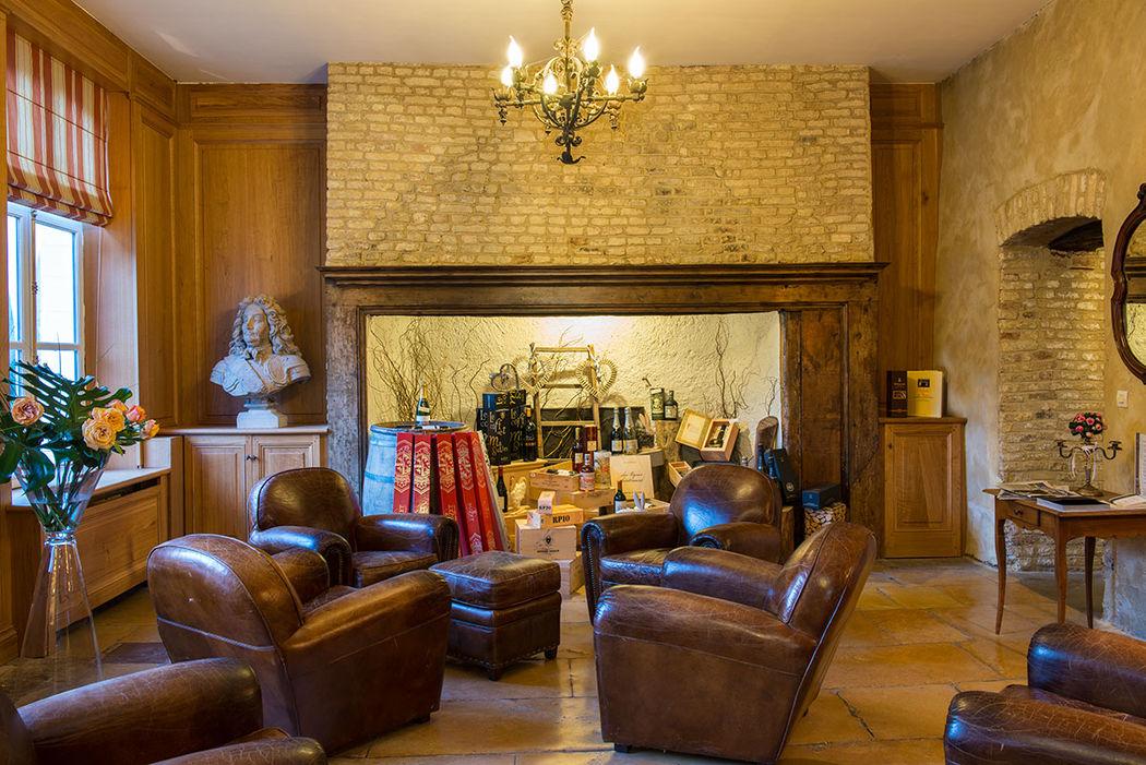 Bar salon du Château