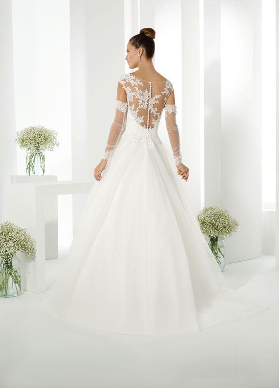 SAGESSE ivoire ou blanc - collection Un jour, une mariée