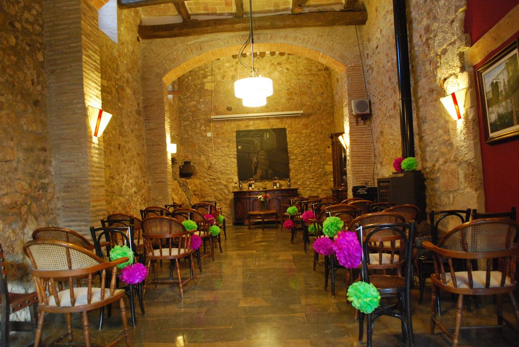 Cellers Can Suriol del Castell