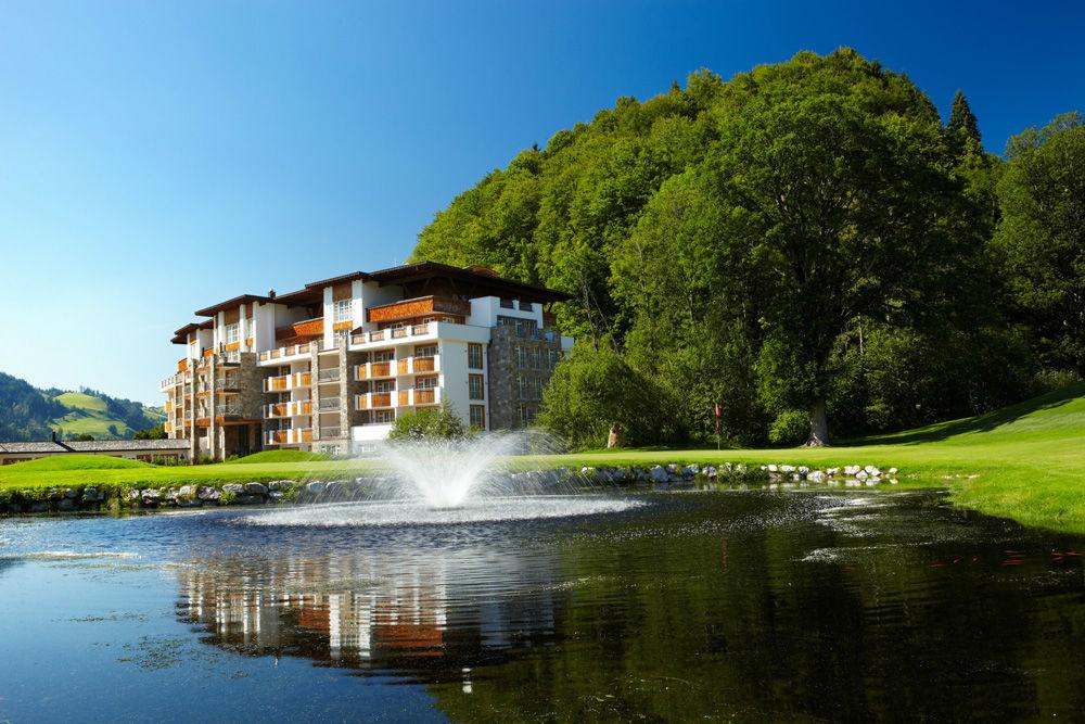 Hotel Grand Tirolia