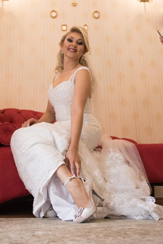 Studio Bride Créditos: Noivos Renata e Cauã Photo: Alexandre Julião