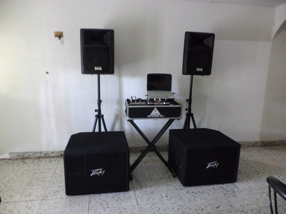 Audio Electrónica Digital