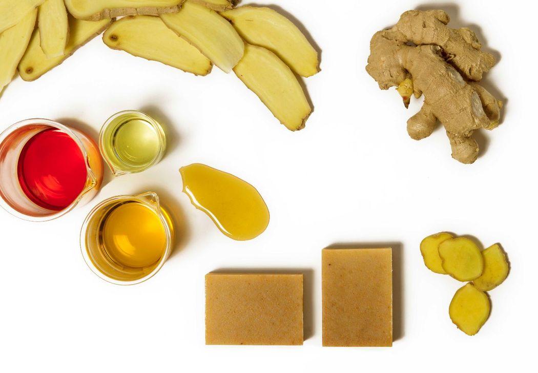 Warm Soap - miel & jengibre