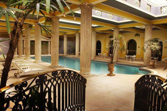Poços de Caldas Palace Hotel