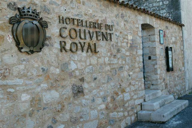 Hôtel Le Couvent Royal