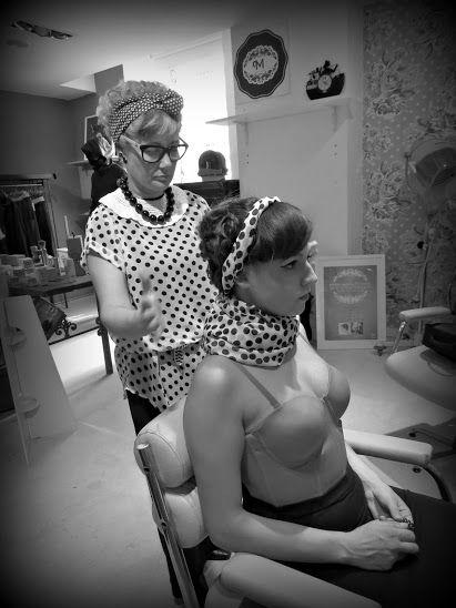 Arte Vintage Hairloving